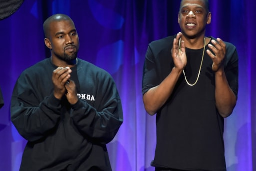 26a9f8ee9c Kanye West Teased  Watch The Throne 2  - But Is It With Jay-Z