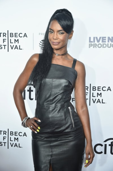 "NEW YORK, NY - APRIL 27:  Kim Porter attends the ""Can't Stop, Won't Stop: The Bad Boy Story"" Premiere on April 27, 2017 in New York City.  (Photo by Theo Wargo/Getty Images for Tribeca Film Festival)"