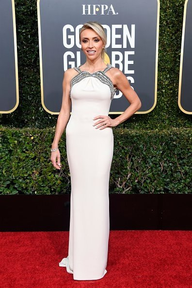 BEVERLY HILLS, CA - JANUARY 06:  Giuliana Rancic attends the 76th Annual Golden Globe Awards at The Beverly Hilton Hotel on January 6, 2019 in Beverly Hills, California.  (Photo by Frazer Harrison/Getty Images)