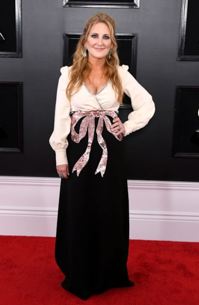 LOS ANGELES, CALIFORNIA - FEBRUARY 10: Lee Ann Womack attends the 61st Annual GRAMMY Awards at Staples Center on February 10, 2019 in Los Angeles, California. (Photo by Jon Kopaloff/Getty Images)